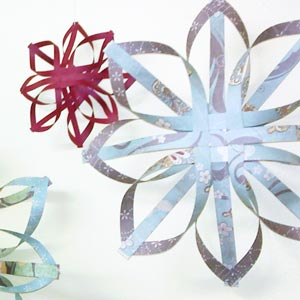 how to make a star ornament