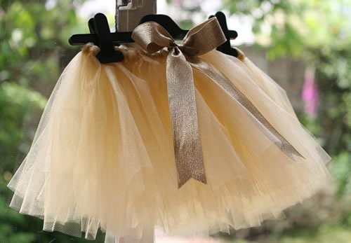 how to make a tutu finished