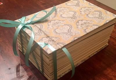 japanese binding book large