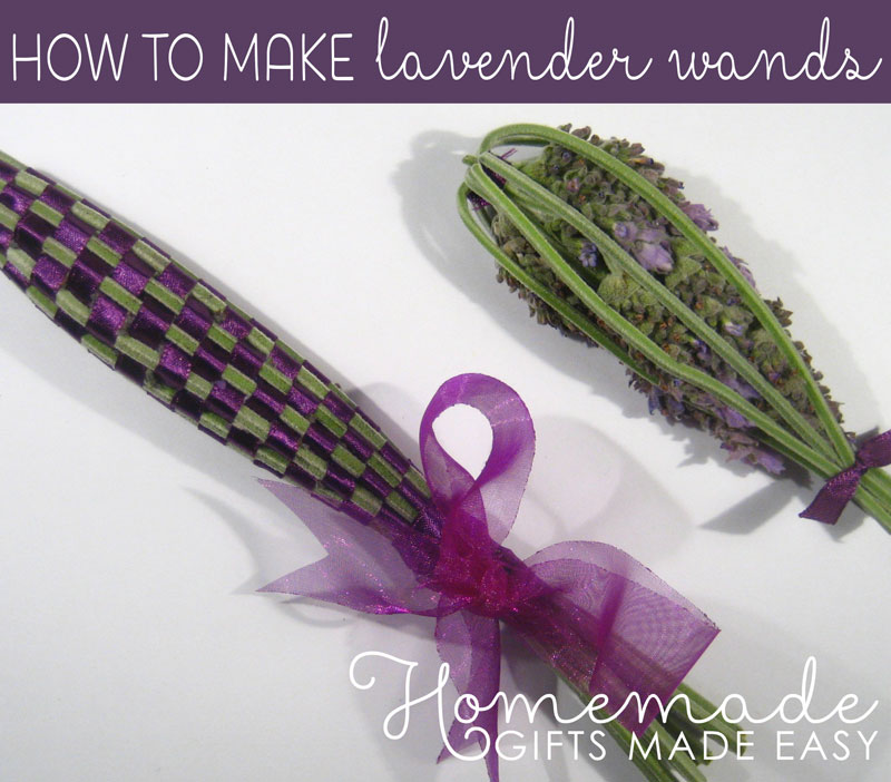 lavender crafts how to make lavender bottles and wands