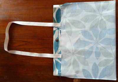 how to sew a bag