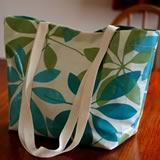 holiday gift ideas sew a tote bag