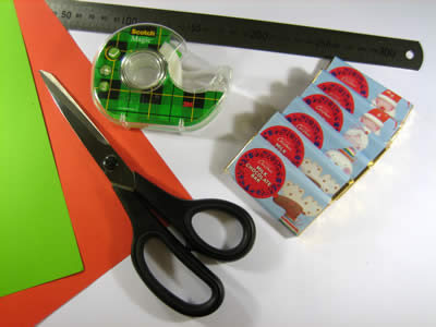 jacobs ladder toy materials