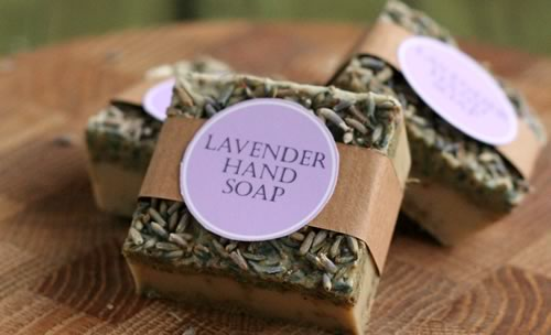 lavender soap recipe square soap