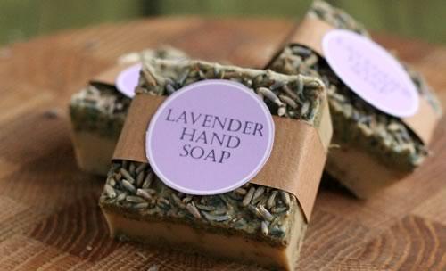 lavender soap recipe square soap