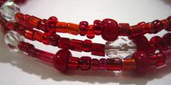 make a bead bracelet