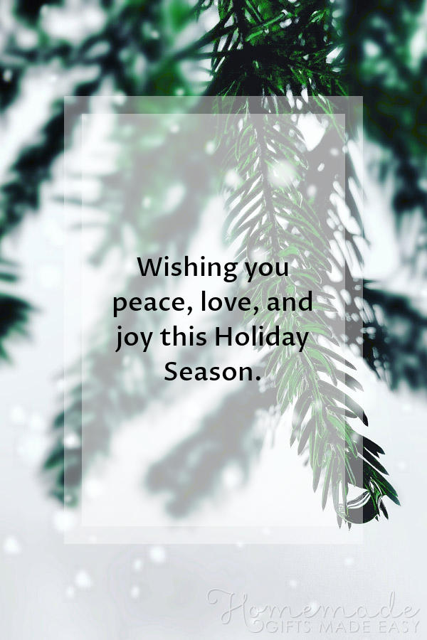 120 Best Happy Holidays Greetings Wishes And Quotes