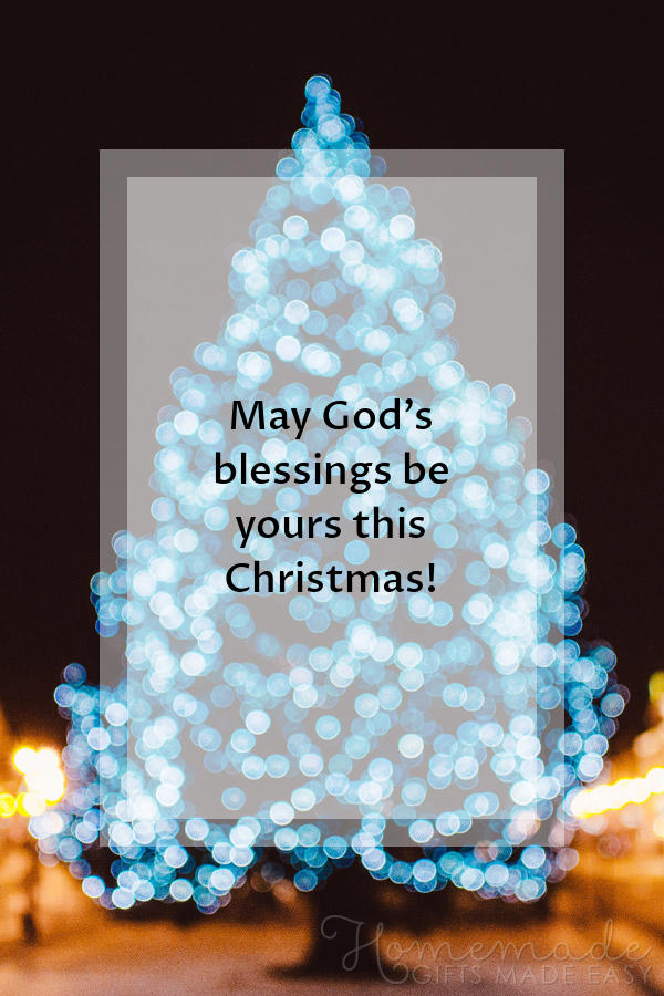 merry christmas images religious blessings be yours 600x900