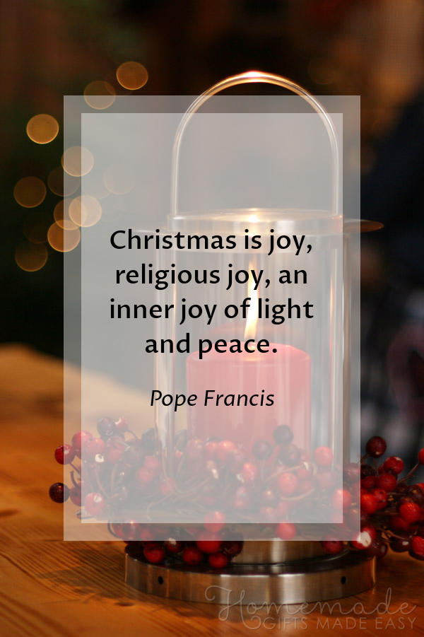 merry christmas images religious joy pope francis 600x900