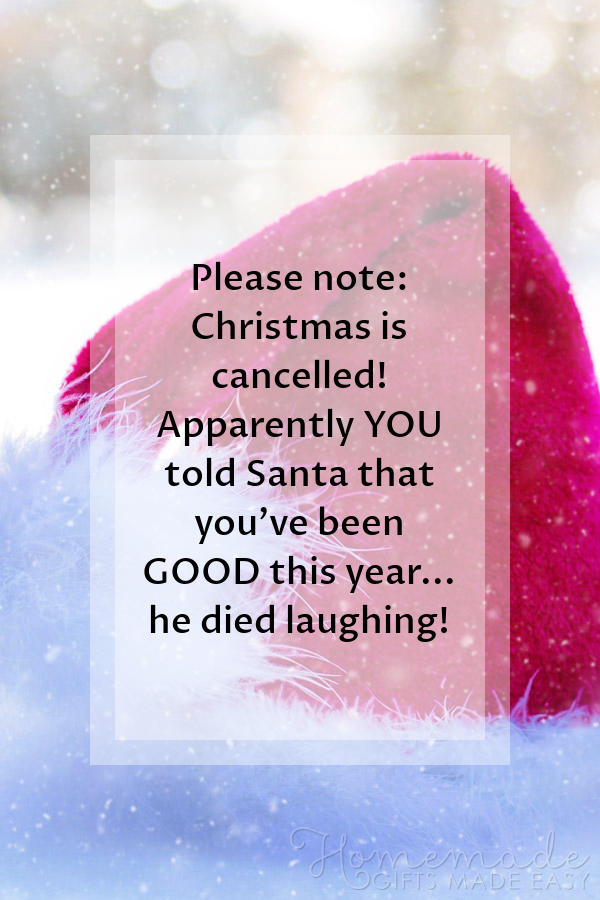 merry christmas images santa died laughing 600x900