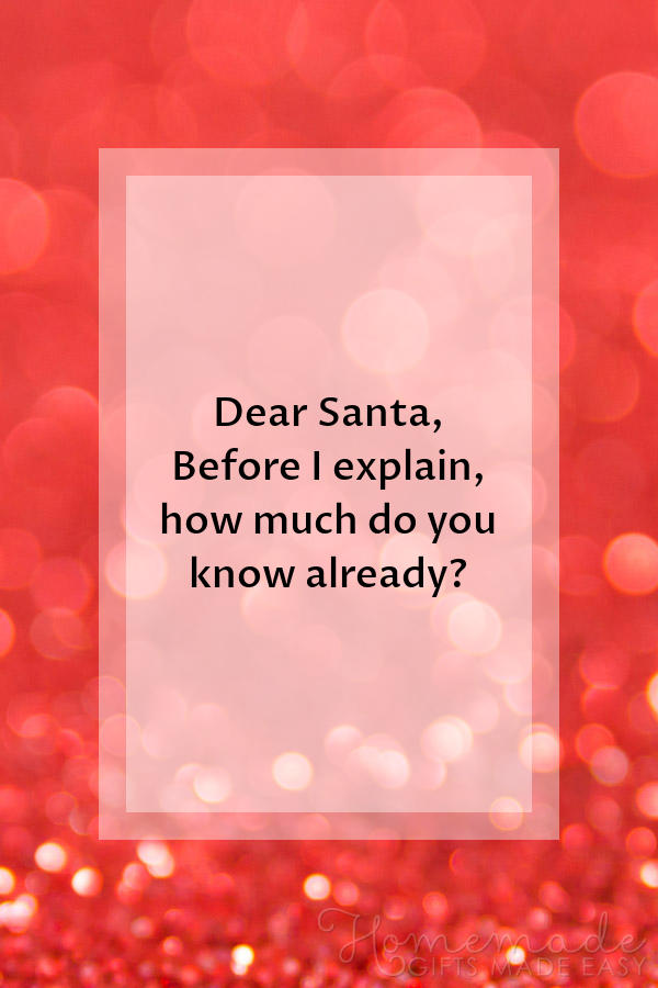 merry christmas images santa much you know 600x900