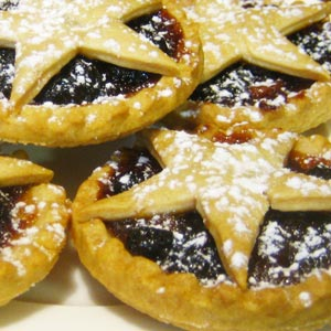 homemade food gifts minced pies
