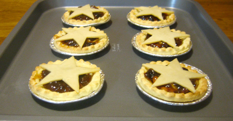christmas mince pie recipe