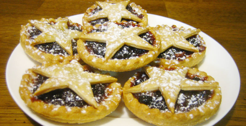Easy Peasy Christmas Mince Pies