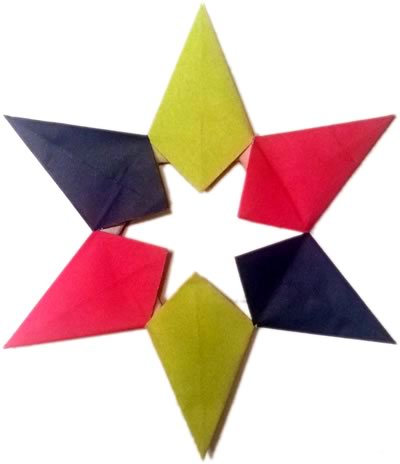 star of david on Pinterest | Sacred Geometry, Origami Stars and ... | 464x400