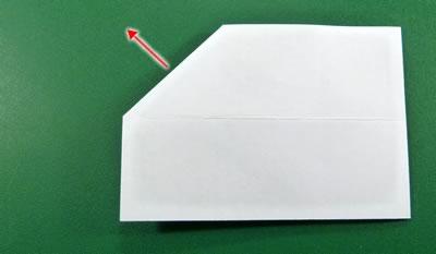 modular-money origami star step 4