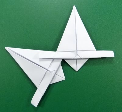 Modular Money Origami Star from 5 Bills - How to Fold Step ... - photo#29