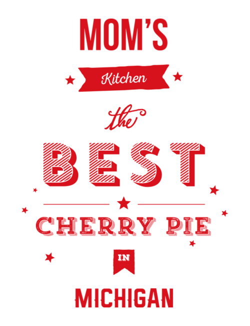 personalized mom kitchen poster preview