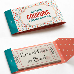 mothers day coupon mom
