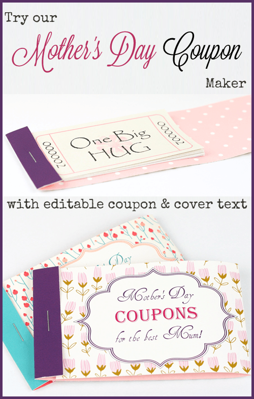 Photo gift maker coupon