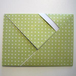Fold An Origami Heart Envelope Easy Video Tutorial