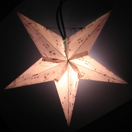 homemade boyfriend gift ideas paper star lantern