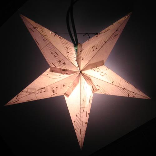 homemade boyfriend gift ideas paper star lantern