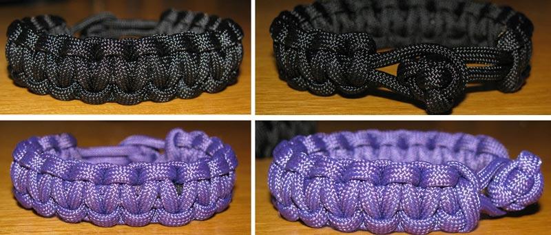 40 Color Paracord Bracelet Instructions Mesmerizing Paracord Bracelet Patterns