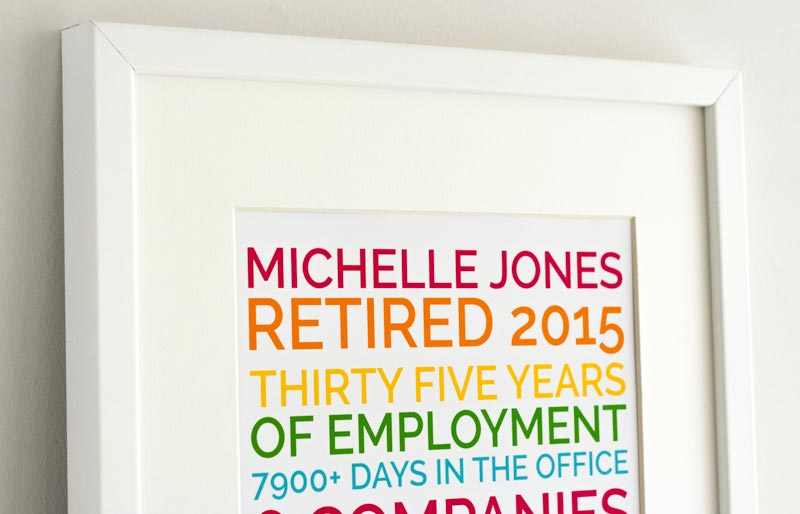 personalized retirement poster 2015 michelle top 800x514