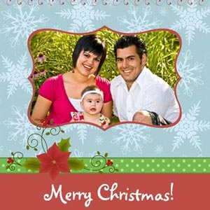 photo insert christmas cards - Photo Xmas Cards