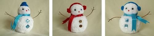snowman christmas crafts header