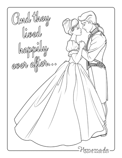 61 Princess Coloring Pages Free Printables For Kids Adults