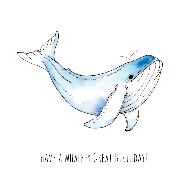 printable birthday cards - Whaley-Great