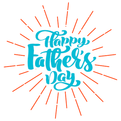 Printable Fathers Day Cards Hfd Blue Red