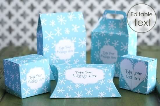 Blue Origami Paper Packs