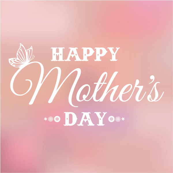 free printable mothers day cards - blur design