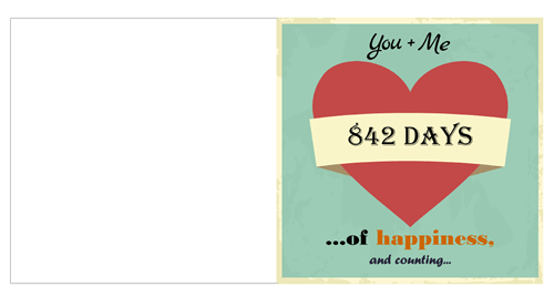 Hurray a Printable Valentine Card that means something – Free Printable Valentine Cards for Husband