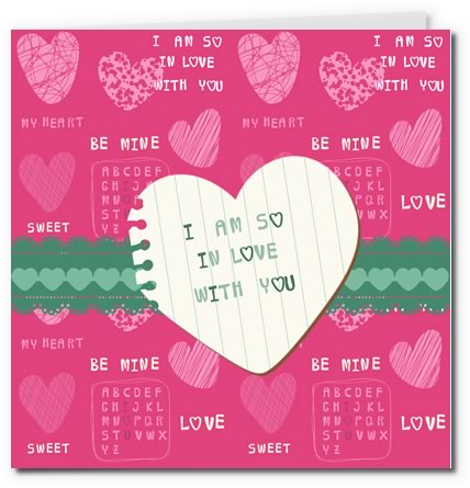 graphic regarding Free Printable Valentines Day Cards for Your Husband identify Cost-free Printable Valentine Playing cards