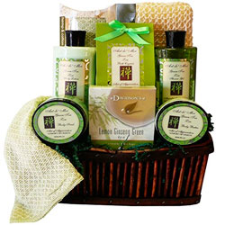 retirement gift ideas relaxation gift basket