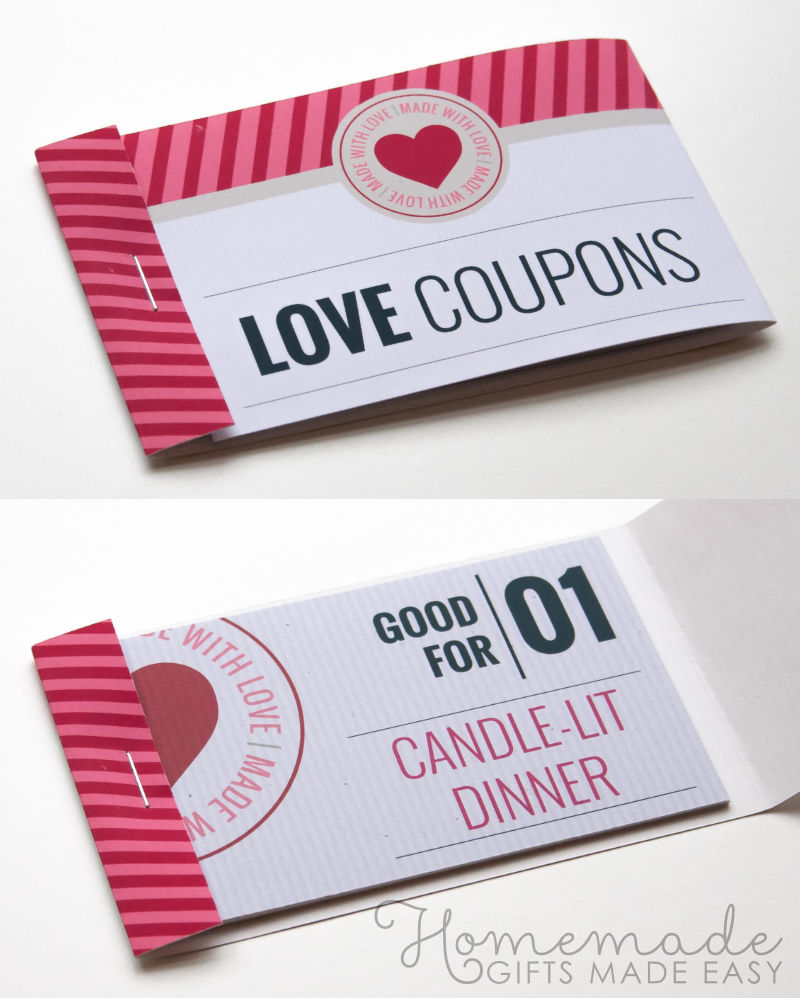 romantic coupons to personalize and print