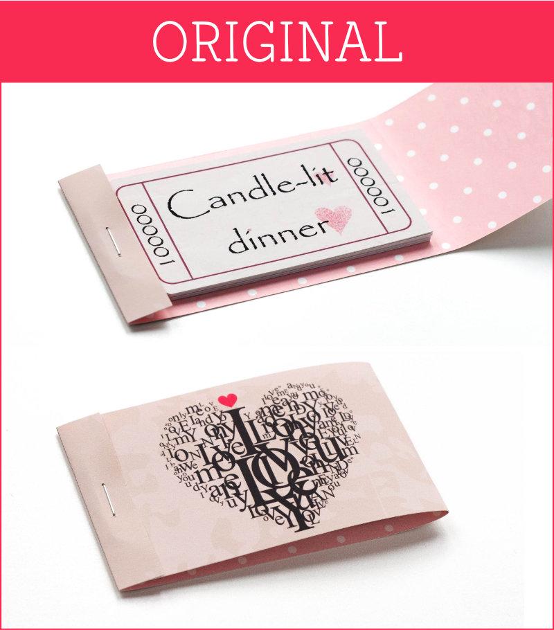 original romantic coupons