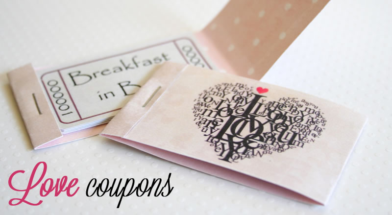 Free Printable Love Coupons – Birthday Coupon Templates Free Printable