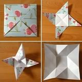 gift wrapping techniques origami envelope