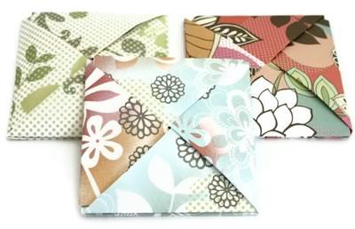 origami envelope reshma 1
