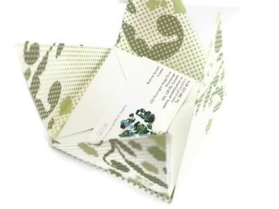 origami envelope reshma 3