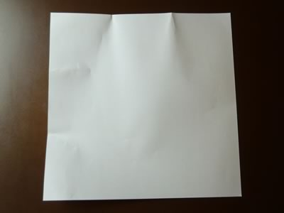 origami envelope creases at 1/3 and 2/3 points