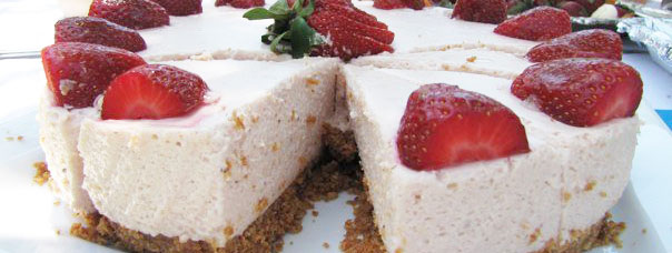 ultimate strawberry cheesecake recipe