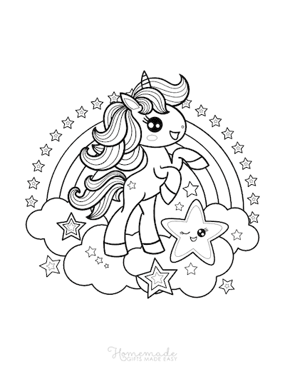 75 Magical Unicorn Coloring Pages For Kids Adults Free Printables Fantasy unicorn and phoenix coloring pages. 75 magical unicorn coloring pages for