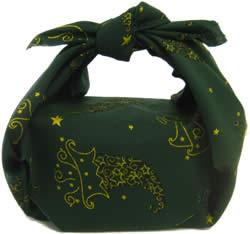 unique gift wrapping ideas furoshiki step 6