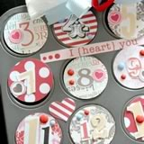 homemade valentine gifts - countdown calendar